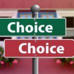 選択に迷った時に、後悔しない決断をする方法